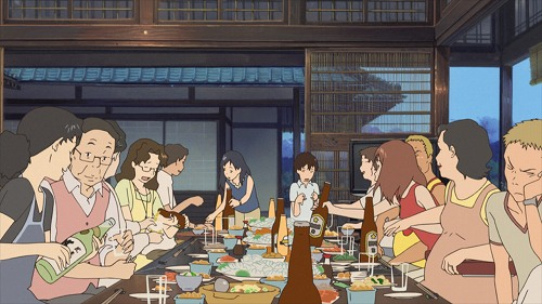 Tag Una Cena Animada The Anime Dinner Party Entre