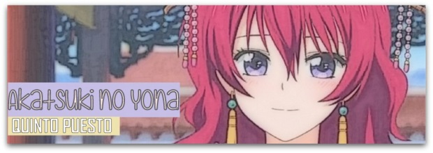 Akatsuki no Yona 5to P