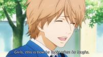 ore-monogatari-episode-1-sunakawa-laughing