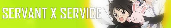Servant-x-service