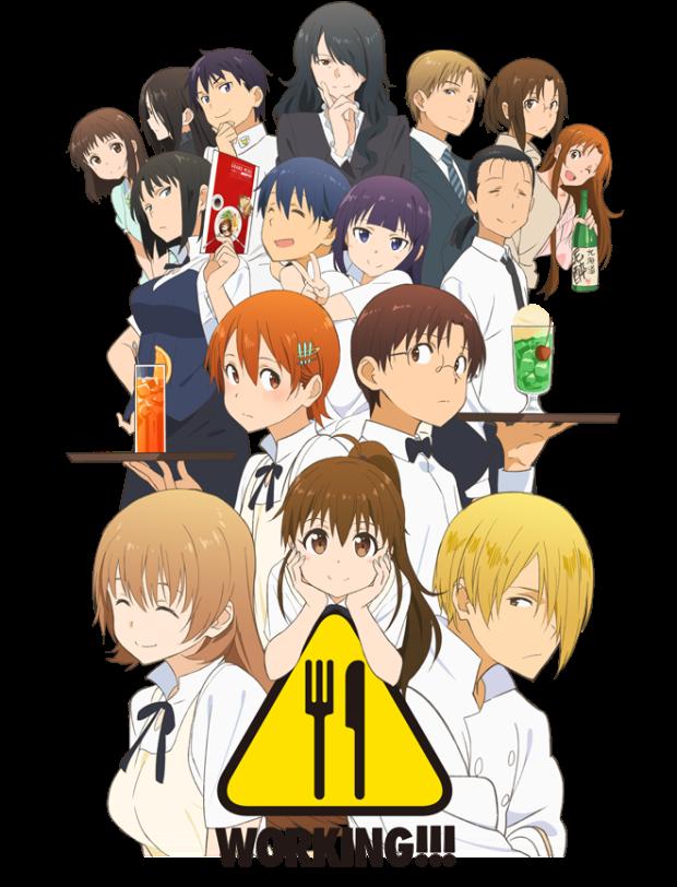 Working-anime