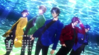 [Erai-raws] Free! - Dive to the Future - 01 [1080p][Multiple Subtitle] 10772